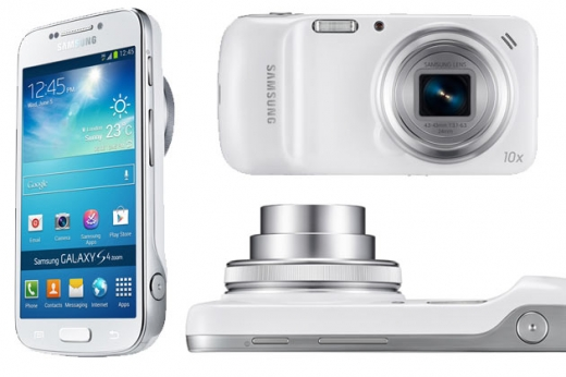 Samsung lansează, joi, în România noul smartphone Galaxy S4 Zoom
