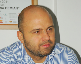 """Emanuel Ungureanu, presedinte Asociația pentru Solidaritate și Empatie """"Claudia Safta"""""""