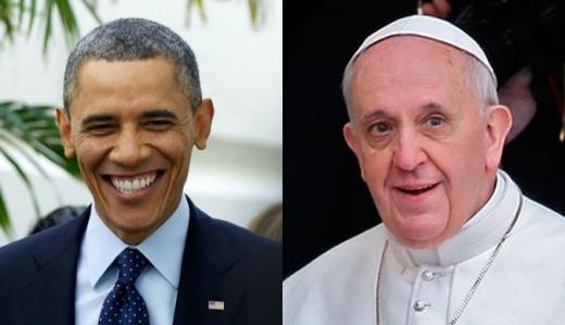 Barack Obama se declară impresionat de Papa Francisc