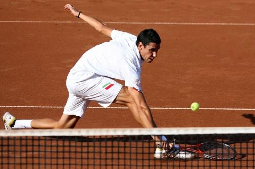 Victor Hănescu, învins în primul tur la Shanghai