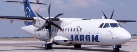 Cursa Tarom Otopeni-Cluj, întoarsă din drum datorită unor probleme tehnice