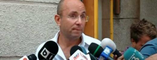 Cozmin Gușă, audiat la DNA. Sursă foto: www.romaniatv.net