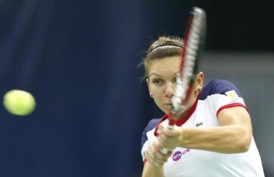 Simona Halep a câștigat turneul WTA de la Moscova, al cincilea din carieră