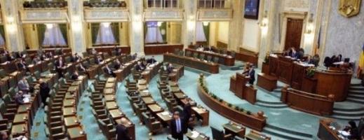 Şedinţa Senatului a fost suspendată din lipsă de cvorum