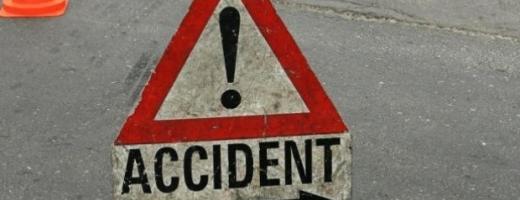 ACCIDENT în Jucu: Un șofer beat a accidentat un pieton