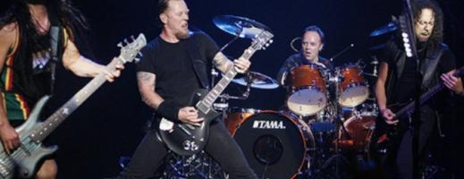 Trupa rock Metallica