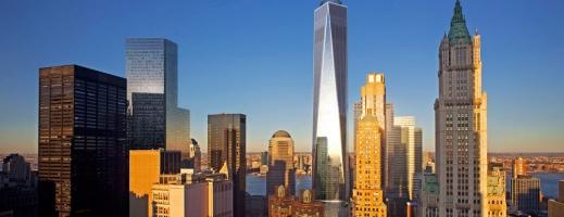 One World Trade Center din New York este cel mai înalt zgârie-nori american