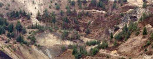 Proiecetul privind Roșia Montană, respins de senatori și trimis Parchetului General