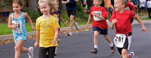 Copiii din ziua de azi au o condiție fizică mai proastă decât părinții lor la aceeași vârstă