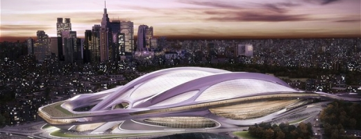 Cum va arăta arena Jocurilor Olimpice de vară din 2020