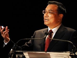 Premierul chinez, Li Keqiang