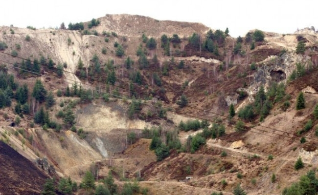Legea minelor se va aplica inclusiv proiectului minier de la Roşia Montană