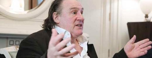 Gérard Depardieu, la un pas de a fi arestat în Italia. Vezi ce a mai făcut actorul!