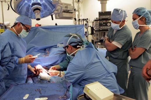Ce s-a întâmplat cu organele femeii la care trebuiau să ajungă medicii?