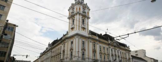 Primaria s-a imprumutat de la CEC Bank