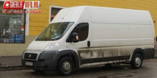 Femeie lovită de un camion în Gherla