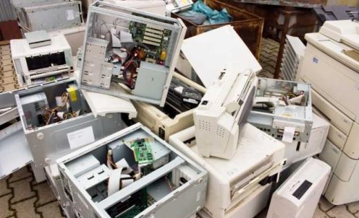 Sâmbătă se colectează deşeurile electrice