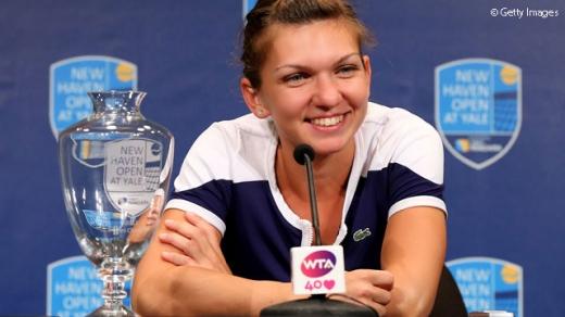 Simona Halep, pe locul 10 în clasamentul WTA