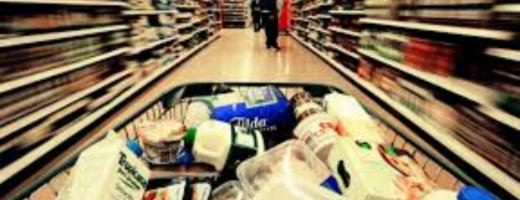 Produs posibil infectat cu salmonella într-un supermarket din Cluj