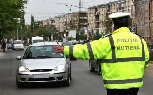 Poliţiştii clujeni au depistat un bărbat ce conducea băut pe Bulevardul 21 Decembrie 1989