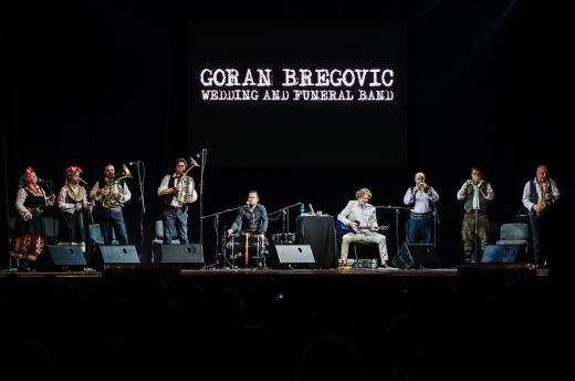 Concertul Goran Bregovic de la Sala Sporturilor. Foto: Vlad Cupșa