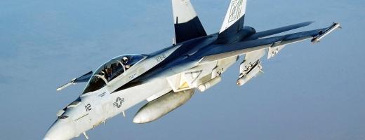 Avion de luptă FF18. Foto: Wikipedia