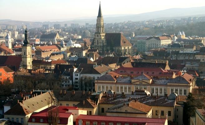 Cluj-Napoca, mai tare decât Londra şi Paris