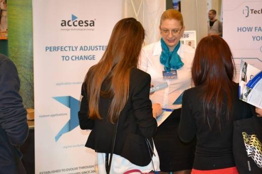 Compania Accesa urmează să angajeze și să pregătească la Cluj cel puțin 250 de specialiști în următorii doi ani