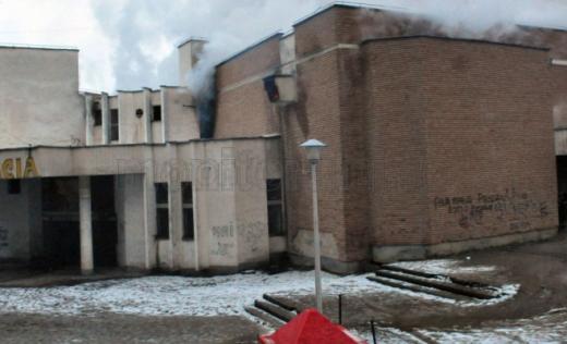 Fostul cinema Dacia din Manastur