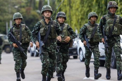 Lovitură de stat în Thailanda: Armata suspendă Constituţia şi demite Guvernul. Foto: ibtimes.co.uk