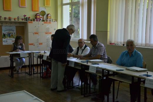 Clujul, în topul județelor cu cea mai mică prezență la vot