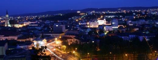 Panorama Cluj-Napoca, sursa: Wikimedia Commons