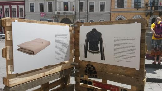 Campanie antidrog, lansată la Cluj-Napoca sub forma unei expoziţii foto
