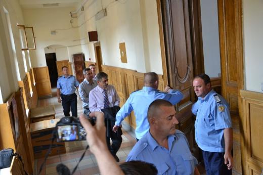 Horea Uioreanu, preşedintele suspendat al Consiliului Judeţean Cluj