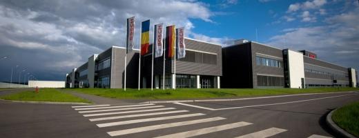 Fabrica Bosch din Jucu