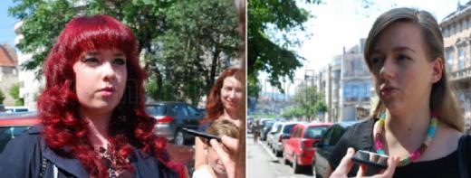 Patricia Iulia Blaj şi Cristina-Nelida Bora