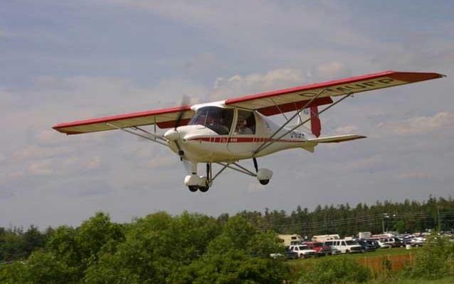 Un avion de mici dimensiuni s-a prăbuşit în Maramureş