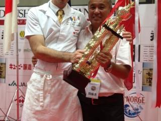 Clujeanul Alexandru Răcătău, bucătarul de la Tokyo Japanese Restaurant din Cluj-Napoca