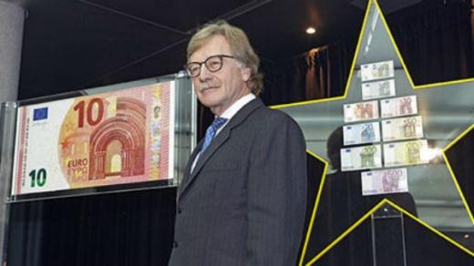 Yves Mersch,  membru al Comitetului Executiv al BCE