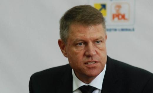 Candidatul ACL, Klaus Iohanni