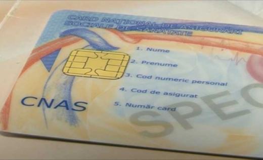 360.000 carduri de sănătate au ajuns la clujeni