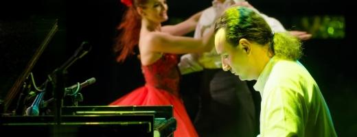 Copozitorul și pianistul Bogdan Ota în concert la Cluj-Napoca