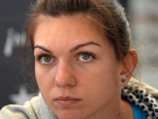 Jucătoarea româncă de tenis Simona Halep
