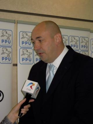 Baschetbalistul Bruno Roschnafsky candidează la Primăria Cluj-Napoca