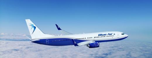 Blue Air anunţă nouă rută Cluj-Napoca – Birmingham