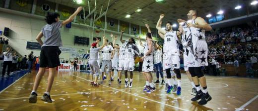 U-BT Cluj va merge în Basketball Champions League