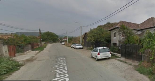 Valea Seacă, o stradă ca în Evul Mediu