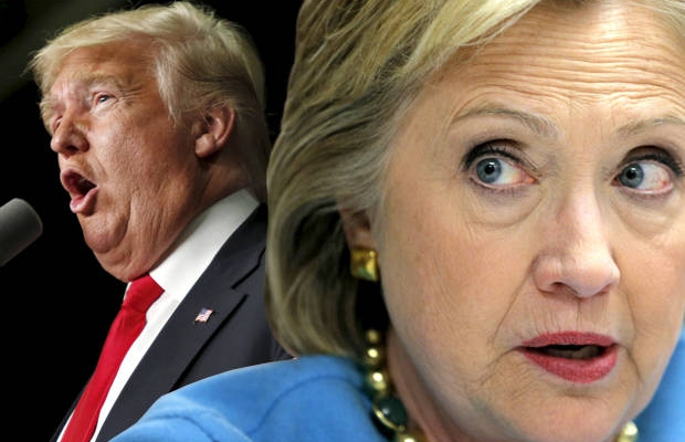 Donald Trump, candidatul fabricat de echipa lui Hillary Clinton. Foto: salon.com