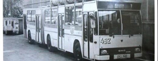 Autobuzul alimentat cu gaz metan, o