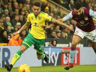 Fundaşul Ivo Pinto, care a evoluat cu CFR în Champions League, joacă acum la Norwich City în liga a 2-a engleză. FOTO Facebook